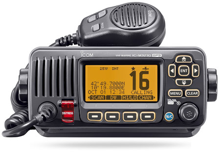 VHF ICOM M323