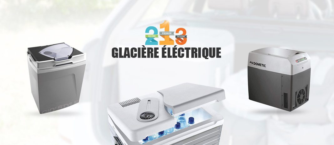 glaciere electrique comparatif