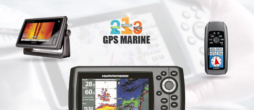 gps marine comparatif