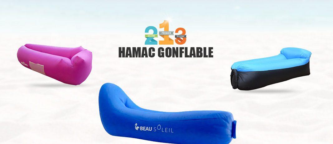 hamac gonflable comparatif