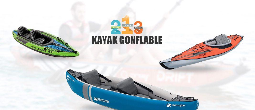 kayak gonflable comparatif