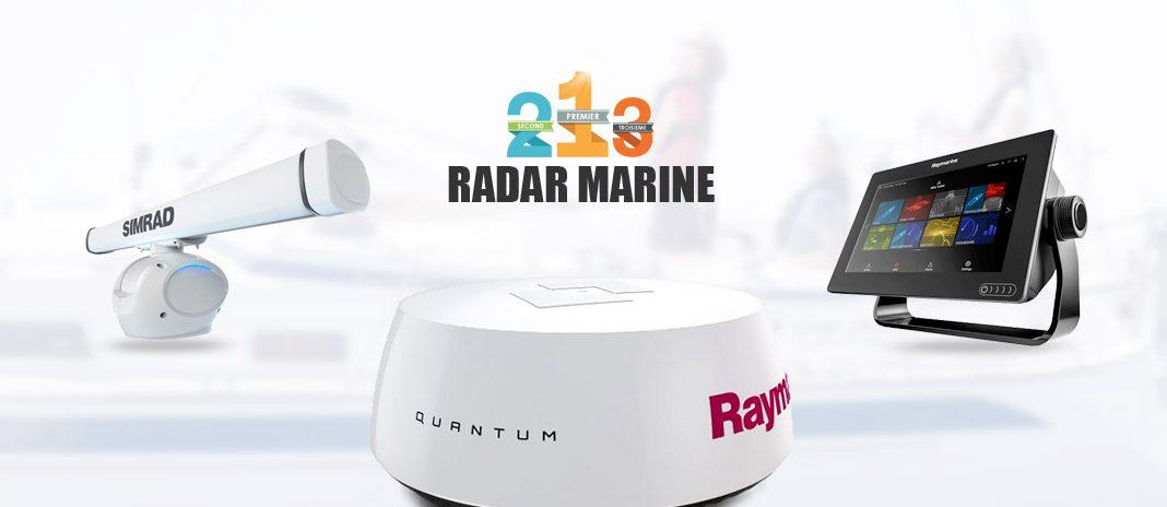 radar marine comparatif
