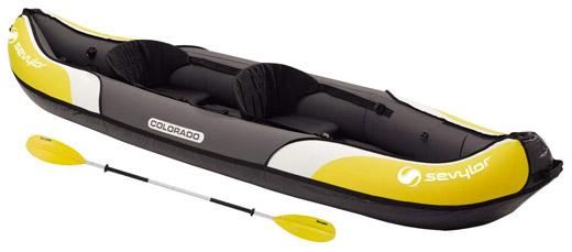 kayak sevylor colorado
