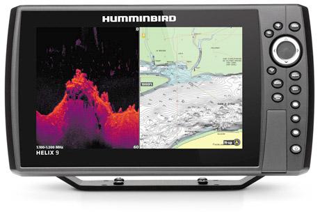 Humminbird Helix 9G3N Si