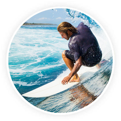 camera sport surf
