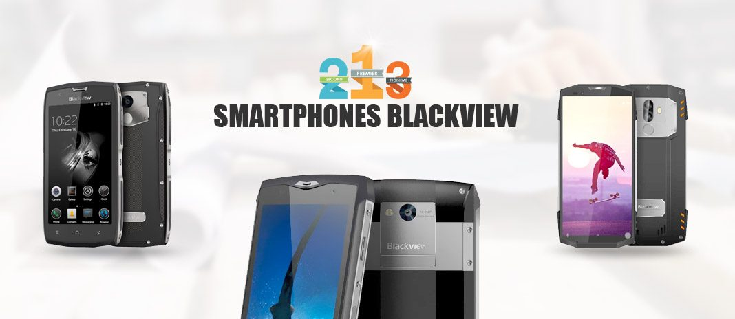 comparatif smartphones blackview