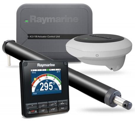 Raymarine evolution EV100