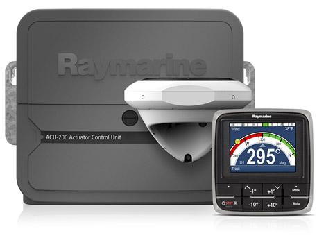 Raymarine evolution EV200