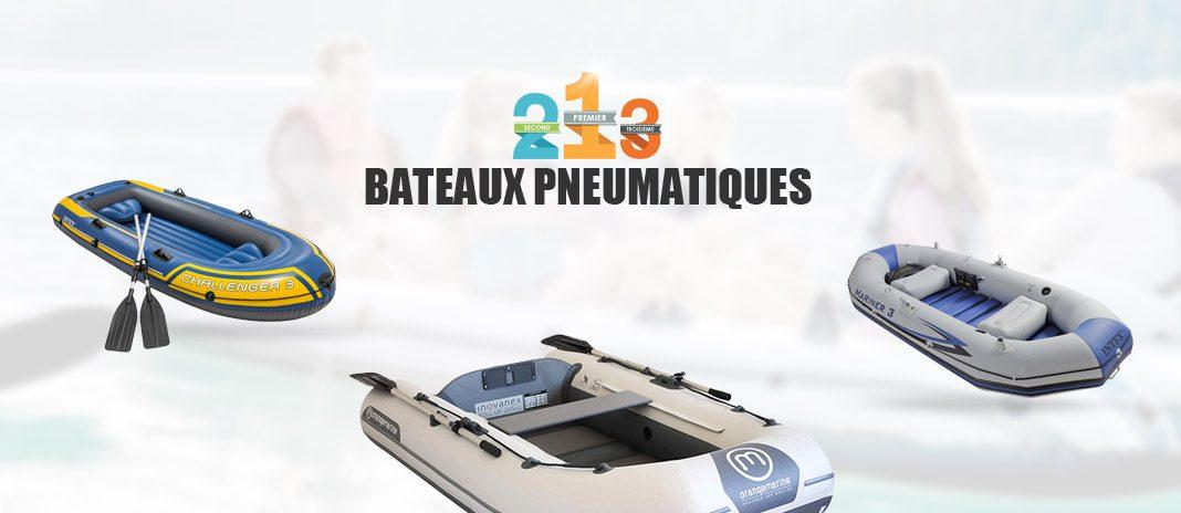 comparatif bateaux pneumatiques