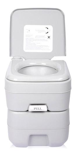 toilettes portables Excelvan