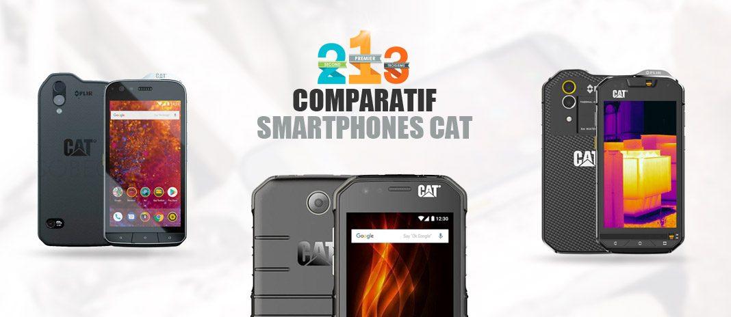 meilleurs smartphones cart