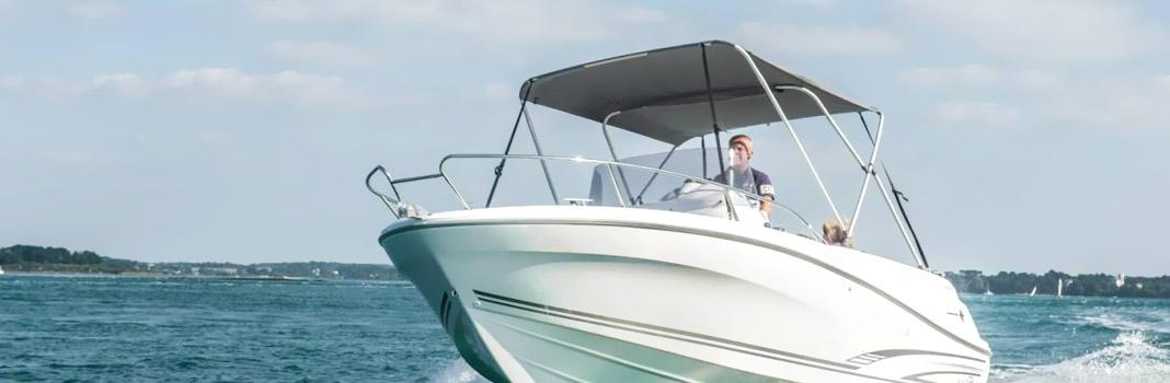 bimini bateau